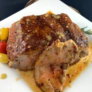 House Pork Loin Roast