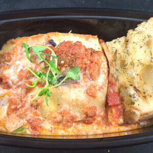 Red Carpet Four Cheese Meat Lasagna
