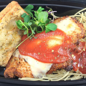 Red Carpet Chicken Parmesan