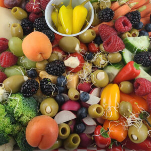 Fruit and Veg Platter